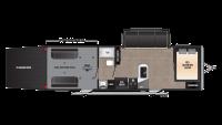 2019 Impact Vapor Lite 28V Floor Plan