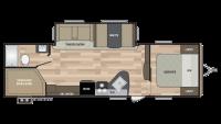 2019 Springdale 270LE Floor Plan