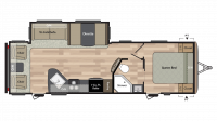 2018 Springdale 271RL Floor Plan