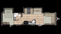 2018 Springdale 38FL Floor Plan