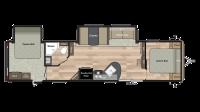 2018 Springdale 38FQ Floor Plan