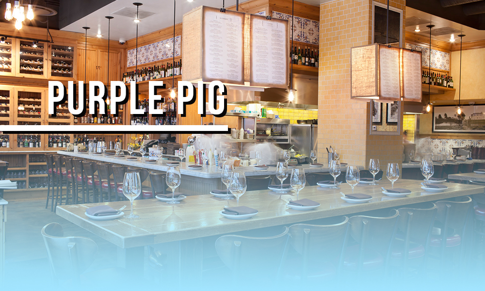 Eat at the Purple Pig in Chicago