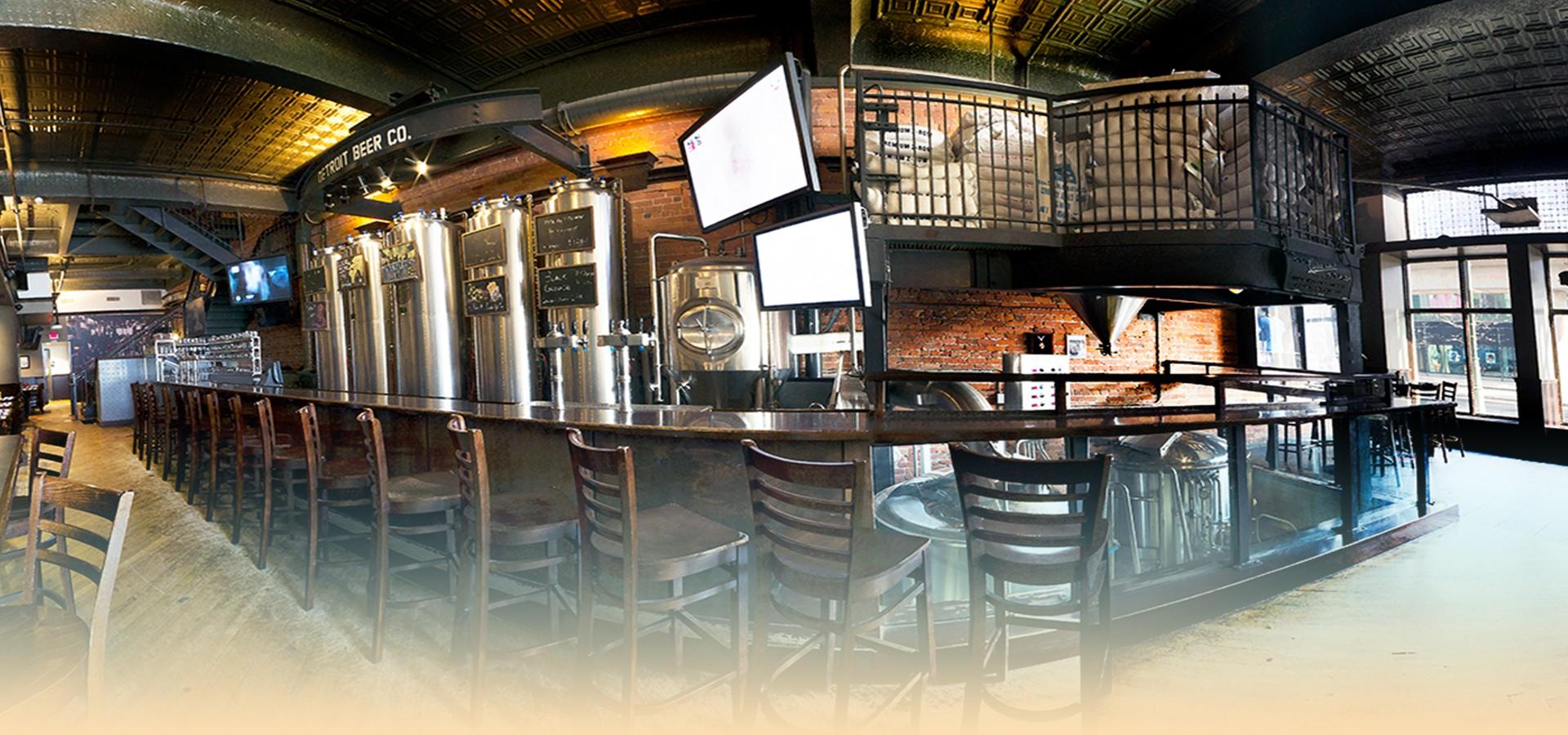 Detroit Beer Company
