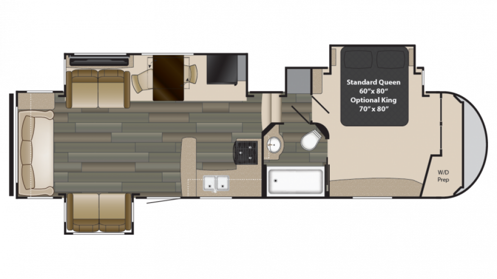Heartland Rv Floor Plans Home Design Ideas And Pictures