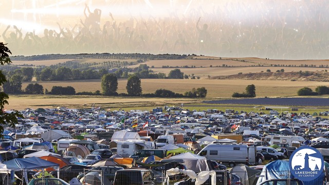 Groovy RVs For Camping Out At Music Festivals