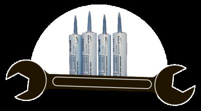 Dicor Self-Leveling Lap Sealant