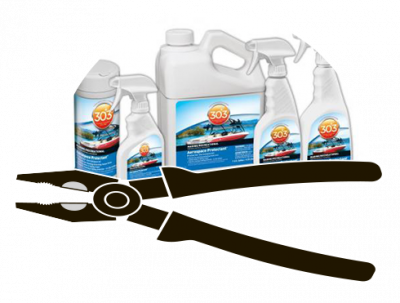 303 Marine UV Protectant Spray