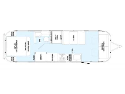 2015 Airstream Classic 30RB