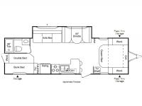 2005 Zeppelin Z291 Floor Plan
