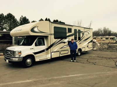 Glenn of Farmington with their Greyhawk 31DS