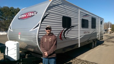 Ken of Windsor with their Aspen Trail 3010BHDS