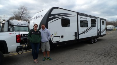 Byron of Rochester with their SolAire Eclipse 318TSBHK