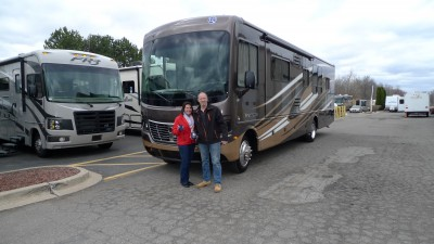 Nelson of Swift Current with their Vacationer 36SBT