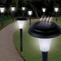 Cordless Bright Solar Accent Lights