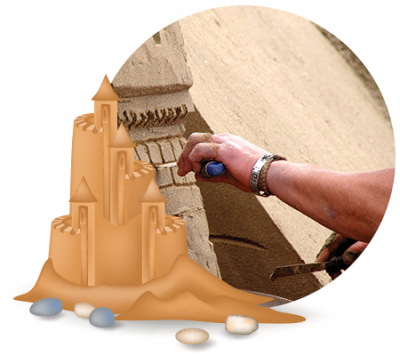 Tools for Building Awesome Sandcastles