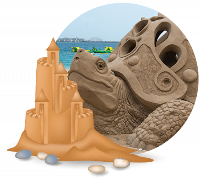 Contests for Building Awesome Sandcastles