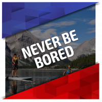 Never Be Bored