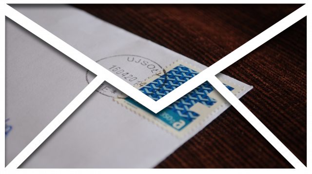 Envelope Stamp