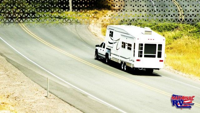 NATRV Hitching and Unhitching Feature