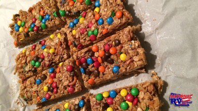 NATRV Homemade Granola Bars Feature