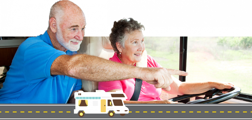 new RV owners driving