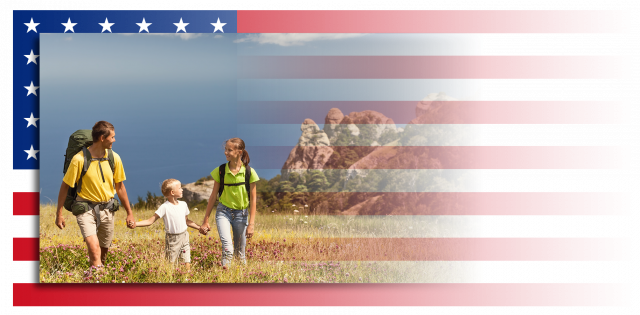Enjoy the national parks with your family on your next rv trip