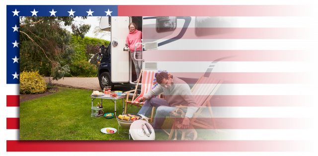 Enjoy your next camping trip with family and pets