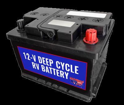 battery car rv