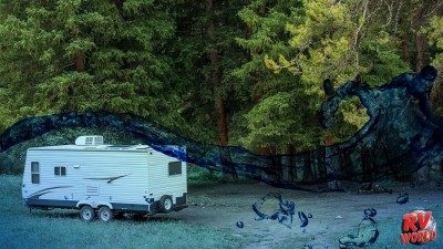 conserving water while boondocking