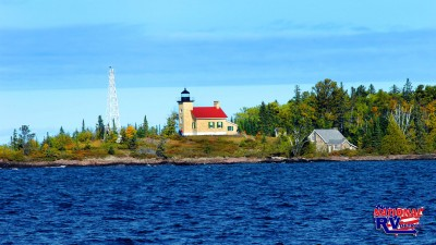 Copper harbor light house