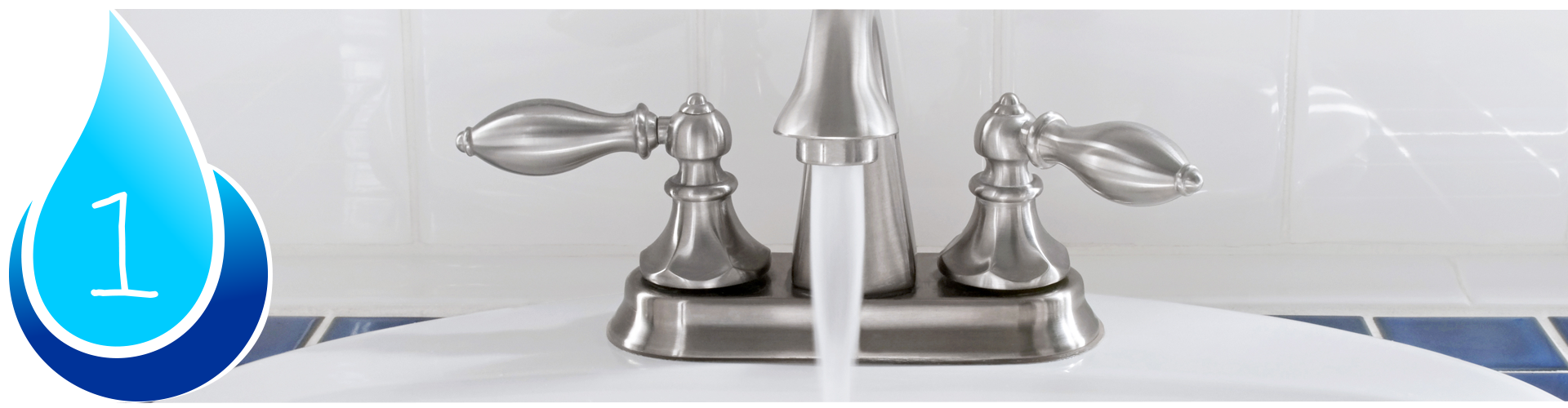 faucet with running water Tips for Saving Water
