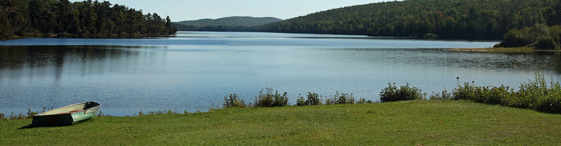 lake fanny hooe at copper harbor