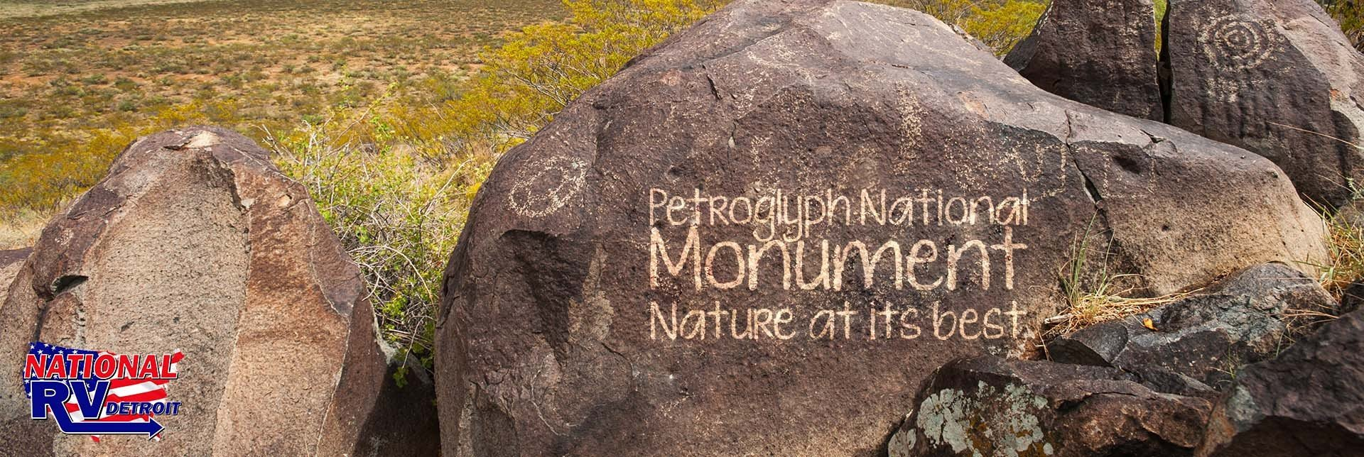 petroglyph national monument nature at its best