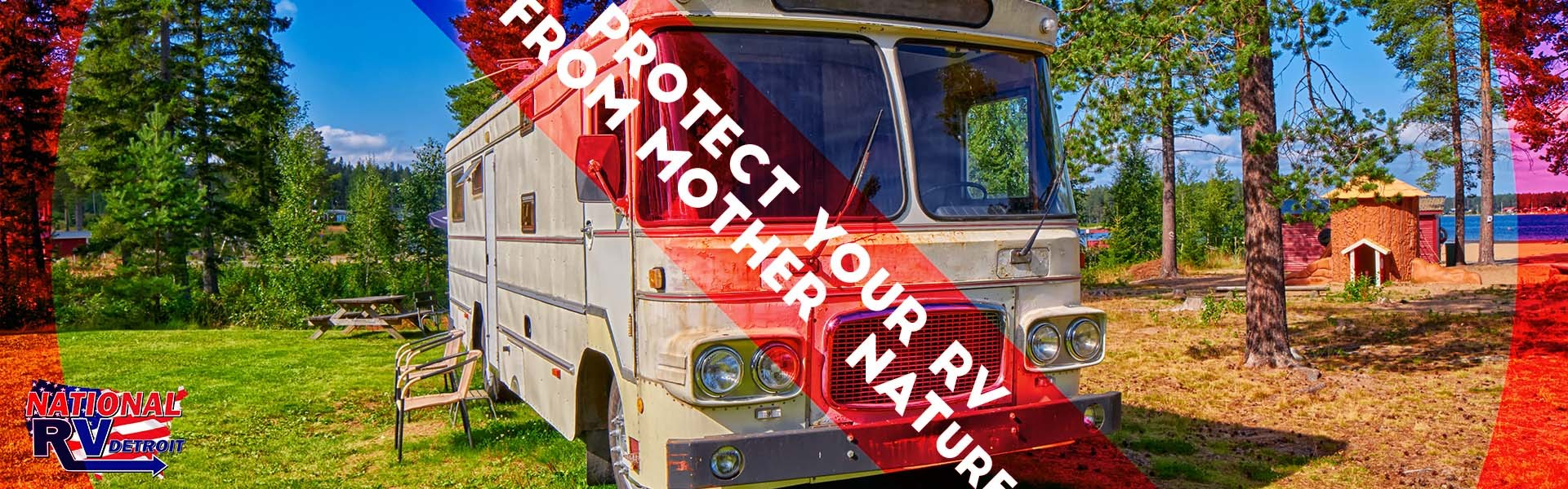 protect your rv from mother nature