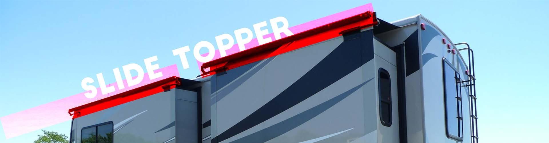 slide topper for protection