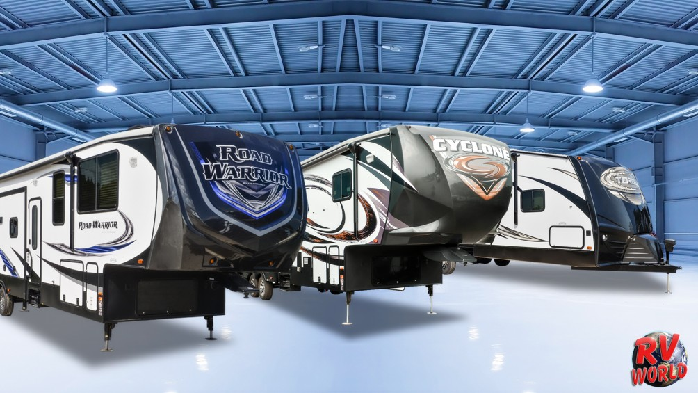 Great Tips For Storing Your RV To Keep It Safe! FI
