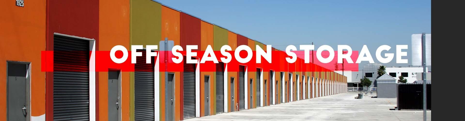 off season storage