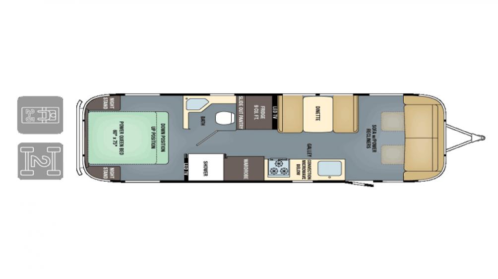 Airstream Classic 2016 30V FP