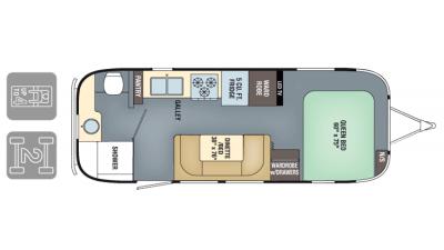 Airstream FlyingCloud 2017 23FB FP