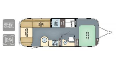 Airstream FlyingCloud 2017 25FB FP