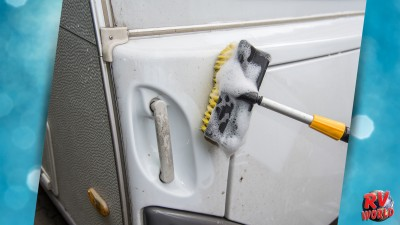 Perfect Tips For Easy RV Cleaning