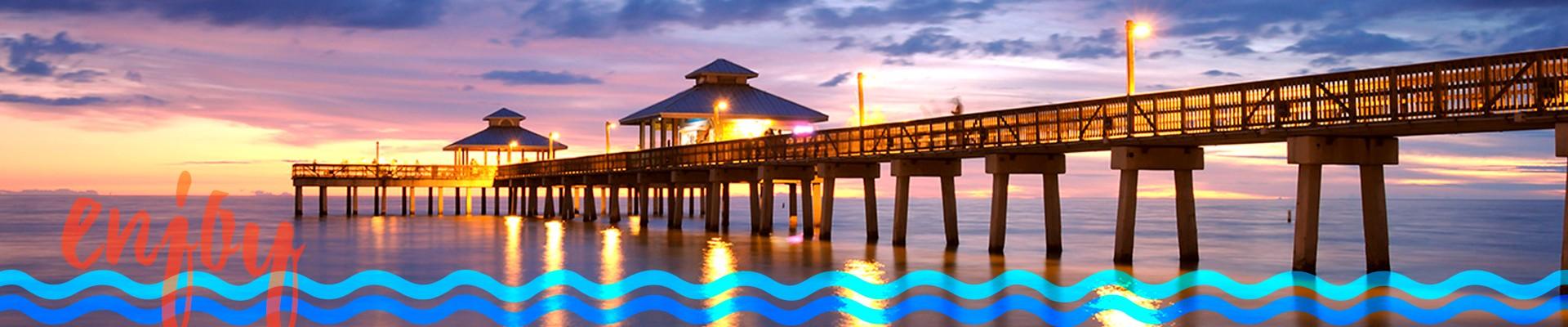 enjoy - Naples pier at Naples Motorcoach Resort & Boat Club