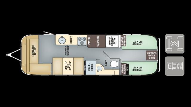 Airstream internationalsignature 2017 30 twin fp