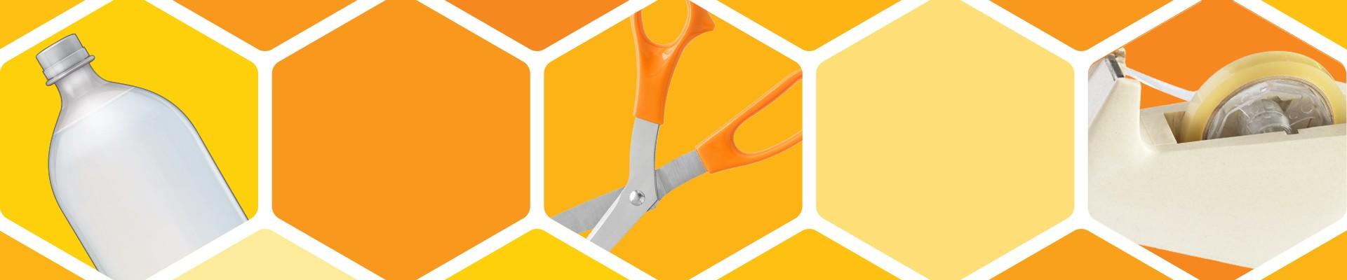 hexagon-pattern-2-liter-scissors-and-tape