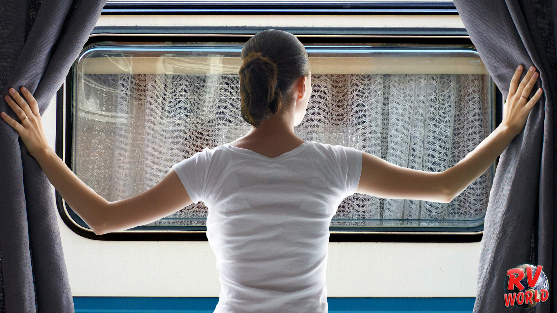 Picking Out And Installing Curtains In Your RV World Blog