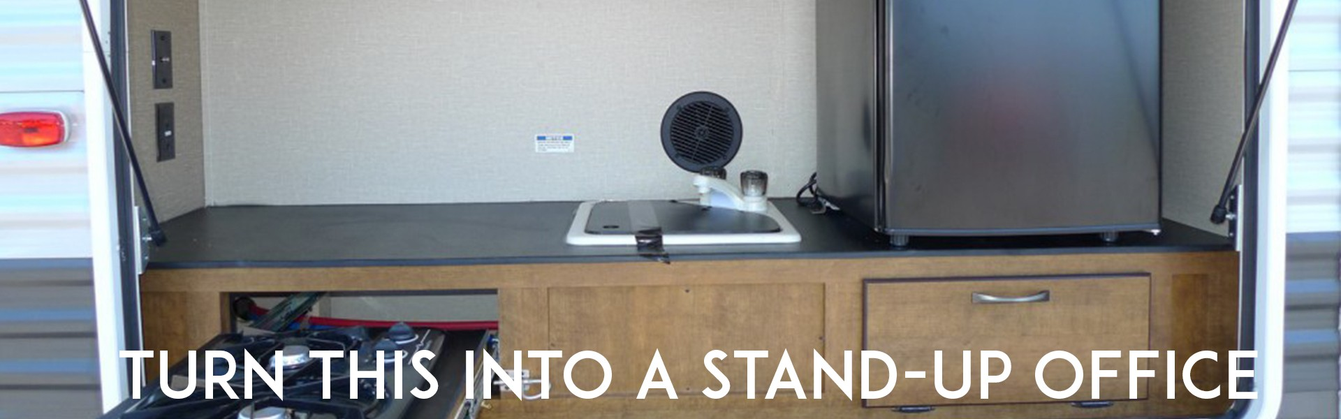 stand up office