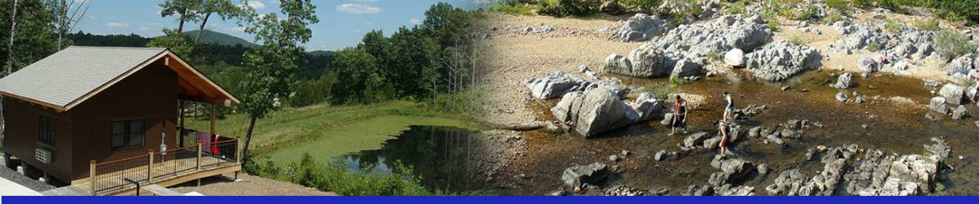 Enjoy your stay at Johnson Shut-ins State Park Campground.