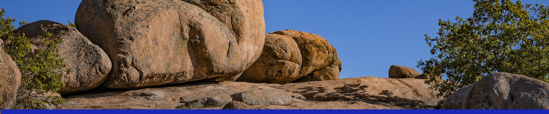 Tour the rocks at Elephant Rocks State Park.