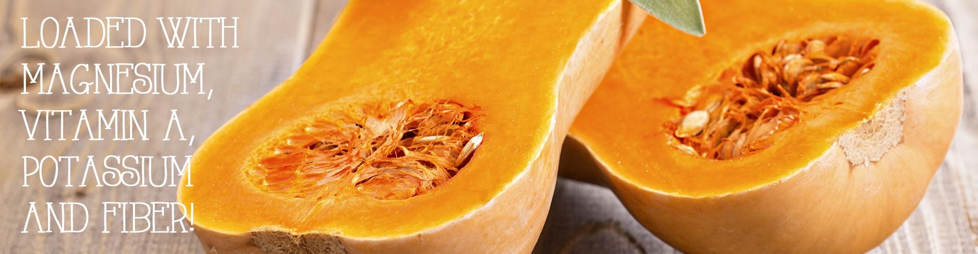 butternut squash benefits