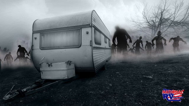 Halloween in your rv